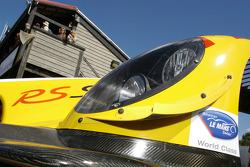 Porsche RS Spyder nose