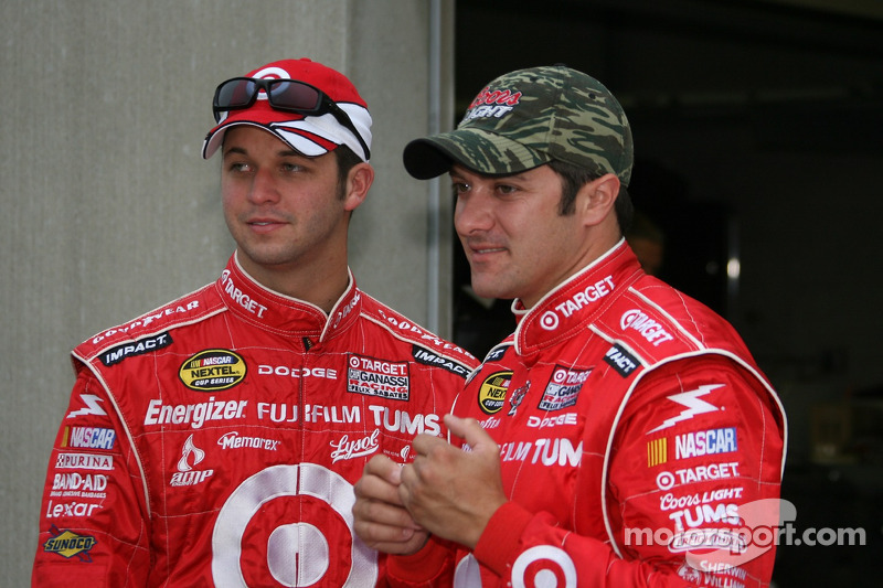 Reed Sorenson and David Stremme