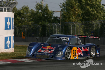#58 Red Bull/ Brumos Porsche Porsche Riley: David Donohue, Darren Law