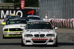#91 Automatic Racing BMW M3: Tim George Jr., Conrad Grunewald