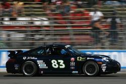 #83 BGB Motorsports Porsche 997: Tim Traver, Mikel Miller