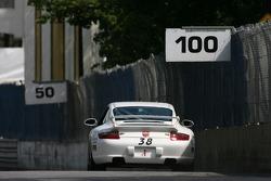 #38 BGB Motorsports Porsche 997: Hugh Plumb, Craig Stanton