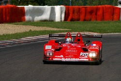 "In the esses at ""Les Combes"", #20 Pierre Bruneau Pilbeam MP93-JUDD: Marc Rostan, Pierre Bruneau, Simon Pullan"