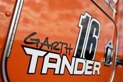 Garth Tander logo