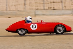 Jerry Rosenstock, 1956 OSCA 1500TN