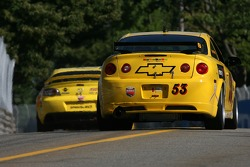 #53 Predator Auto Sport Chevrolet Cobalt: Tyler Givogue, Stéphan Roy