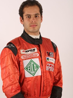Juan Pablo Garcia, driver of A1 Team Mexico