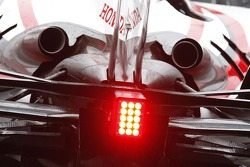 Rear light, Super Aguri F1 Team, SA07