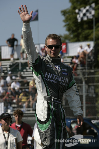 Drivers introduction: Ed Carpenter
