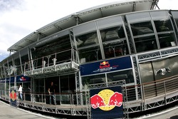 Red Bull Energy station