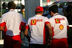 Kimi Raikkonen, R‰ikkˆnen, Scuderia Ferrari