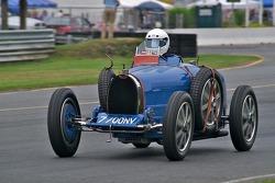 1930 Bugatti T-35B - Driven by Jonathan Feiber