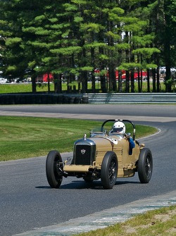 1935 Ford Amilcar Spl - Driven by Tom Ellsworth