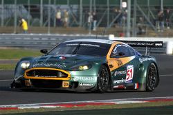 #51 AMR Larbre Aston Martin DBR9: Gregor Fisken, Steve Zacchia, Grégory Franchi