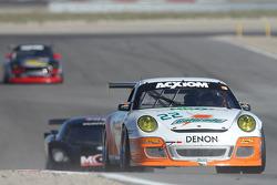 #22 Alegra Motorsports/ Fiorano Racing Porsche GT3 Cup: Carlos de Quesada, Jean-François Dumoulin, Kris Wilson, Craig Stanton