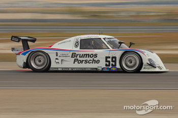 #59 Brumos Porsche/ Kendall Porsche Riley: Hurley Haywood, JC France, Terry Borcheller
