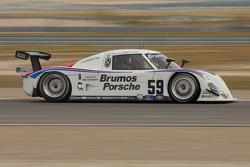 #59 Brumos Porsche/ Kendall Porsche Riley: Hurley Haywood, JC France, Terry Borcheller