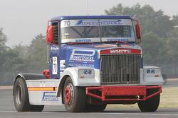 70-Burt Brian-Volvo White-Team Burt Truck Racing