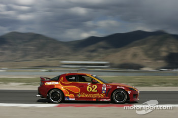 #62 Roar Racing Mazda RX-8: Ricky Diaz, Chip Van Vurst