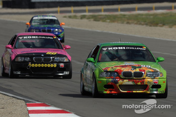 #99 Automatic Racing BMW M3: Tom Long, David Russell