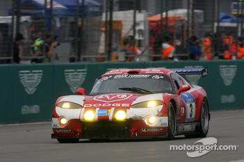 #3 Zakspeed Racing Dodge Viper GTS-R: Christophe Bouchut, Patrick Simon, Tom Coronel, Duncan Huisman