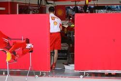 Scuderia Ferrari, prepare for the weekend