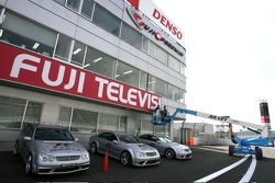 Fuji International Speedway, Track Walk