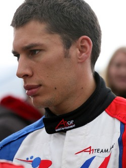 Satrio Hermanto, driver of A1 Team Indonesia