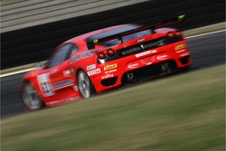 #63 Scuderia Ecosse Ferrari 430 GT8: Andrew Kirkaldy, Rob Bell