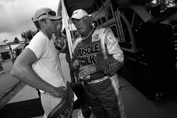 Memo Gidley and Greg Pickett