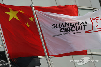 Drivers warned ahead of Chinese GP