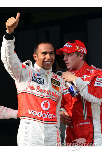 1st, Pole Position, Lewis Hamilton, McLaren Mercedes, MP4-22