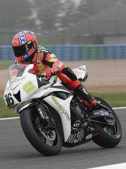 16-Sébastien Charpentier-Honda CBR 600 RR-Hannspree Ten Kate Honda
