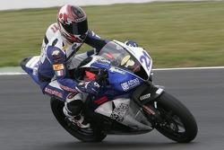 21-Katsuaki Fujiwara-Honda CBR 600 RR-Althea Honda Team