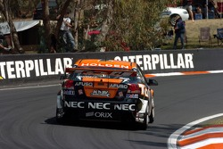 Rick Kelly into Griffith Bend
