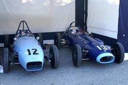 1960 ALEXIS MK and 1959 GEMINI MK2