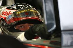 Fernando Alonso, McLaren Mercedes