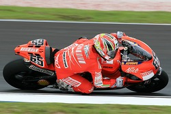 Loris Capirossi Ducati Marlboro Team