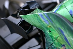 Honda Racing F1 Team body work detail