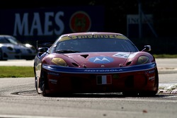 #50 AF Corse Motorola Ferrari 430: Toni Vilander, Dirk Muller