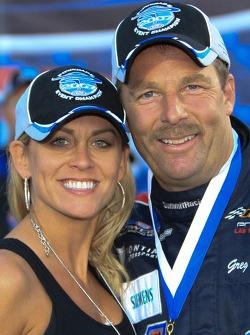 Kim and Greg Anderson