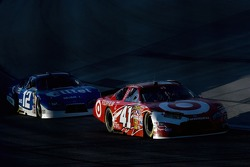 Reed Sorenson and Ryan Newman