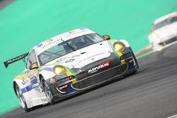 #91 Dener Jorge Pires Porsche 997 GT3 RSR: Raul Boesel, Flavio Figueiredo, Marcel Visconde