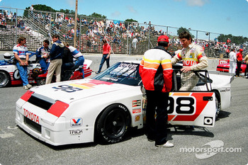 #98 All American Racing Toyota Celica Turbo: Dennis Aase
