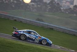 #77 Team Felbermayr Proton Porsche 997 GT3 RSR: Marc Lieb, Xavier Pompidou, Marc Basseng