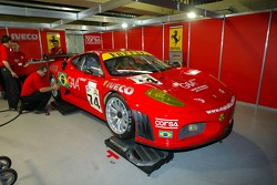 JMB Racing Ferrari F430 GT