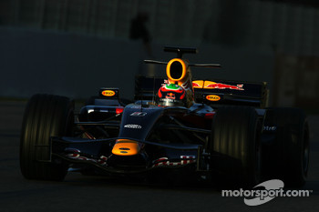 Karun Chandhok, Test Driver, Red Bull Racing