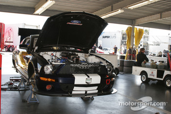 #55 Multimatic Motorsports Mustang GT