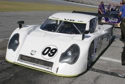 #09 Spirit of Daytona Racing Porsche Fabcar: Guy Cosmo, Marc-Antoine Camirand