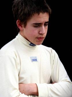 Adam Butler, Master Motorsport